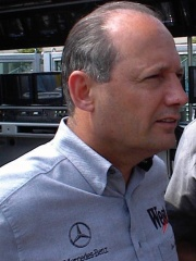 Photo of Ron Dennis