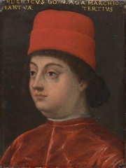 Photo of Federico I Gonzaga, Marquess of Mantua