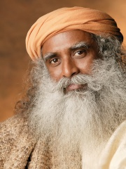 Photo of Jaggi Vasudev