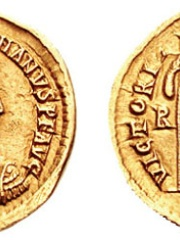Photo of Valentinian III