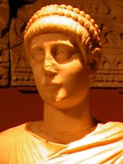 Photo of Valentinian II
