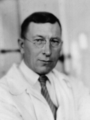 Photo of Frederick Banting