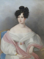 Photo of Countess Claudine Rhédey von Kis-Rhéde