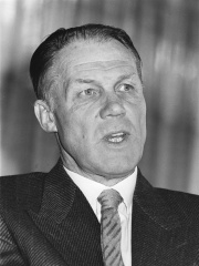 Photo of Rinus Michels
