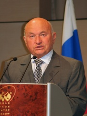 Photo of Yury Luzhkov