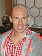 Photo of Arjen Robben