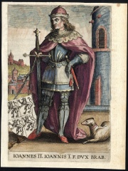 Photo of John II, Duke of Brabant