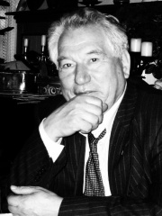 Photo of Chinghiz Aitmatov