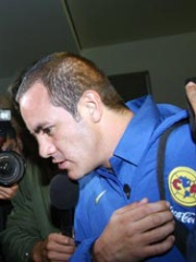 Photo of Cuauhtémoc Blanco