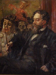 Photo of James Ensor