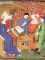 Photo of Christine de Pizan