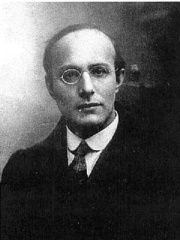 Photo of Karl Polanyi