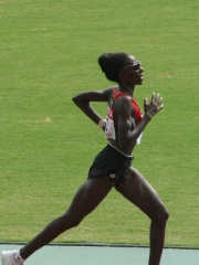 Photo of Catherine Ndereba