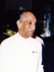 Photo of J. R. Jayewardene