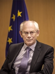 Photo of Herman Van Rompuy