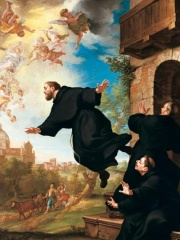 Photo of Joseph of Cupertino
