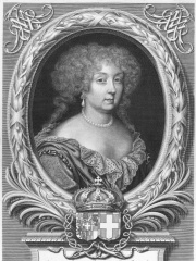 Photo of Marie Jeanne Baptiste of Savoy-Nemours