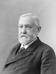 Photo of Benjamin Harrison