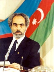 Photo of Abulfaz Elchibey