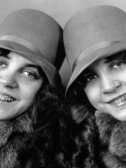 Photo of Daisy and Violet Hilton