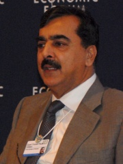 Photo of Yousaf Raza Gillani
