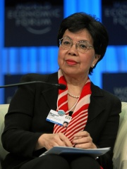 Photo of Margaret Chan