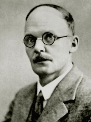 Photo of Hans Geiger