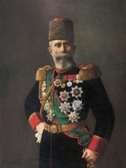 Photo of Mahmud Shevket Pasha