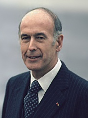 Photo of Valéry Giscard d'Estaing
