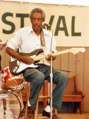 Photo of R. L. Burnside