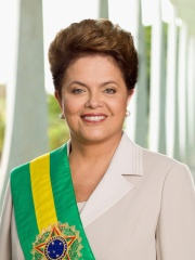 Photo of Dilma Rousseff