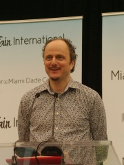 Photo of Jeffrey Eugenides