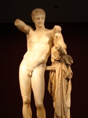 Photo of Praxiteles