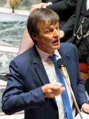 Photo of Nicolas Hulot
