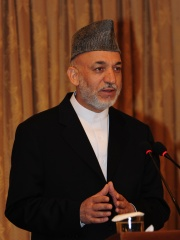 Photo of Hamid Karzai