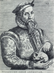 Photo of Hieronymus Cock