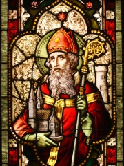 Photo of Saint Patrick
