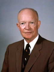 Photo of Dwight D. Eisenhower