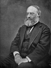 Photo of James Prescott Joule