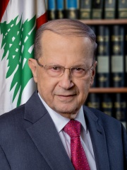 Photo of Michel Aoun