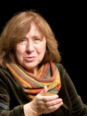 Photo of Svetlana Alexievich