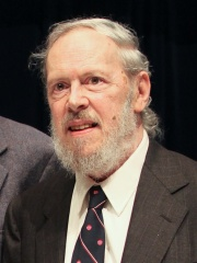 Photo of Dennis Ritchie