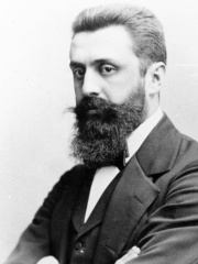 Photo of Theodor Herzl