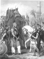 Photo of Porus
