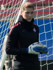 Photo of Hope Solo
