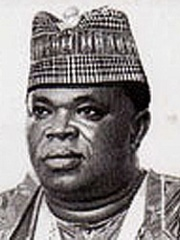 Photo of Joseph Saidu Momoh