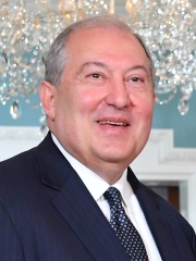 Photo of Armen Sarkissian