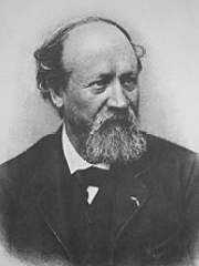 Photo of Eugène Boudin