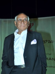 Photo of Yash Chopra