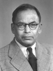 Photo of Meghnad Saha